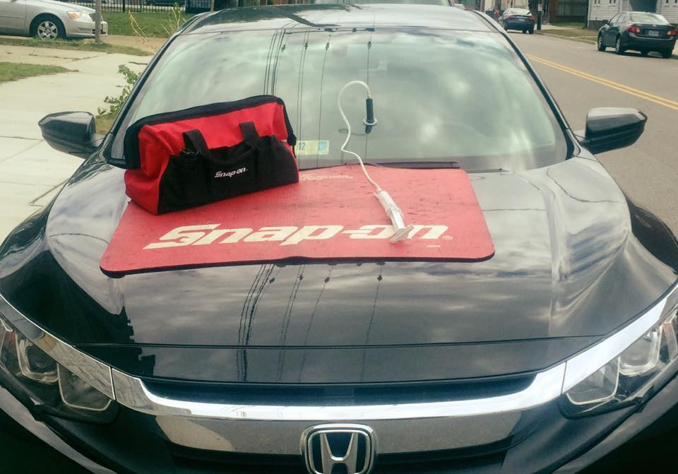 Honda Civic Windshield Repair Portsmouth Virginia