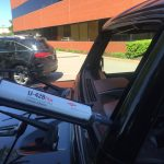 Windshield Replacement Process in Chesapeake Virginia on Jeep Wrangler